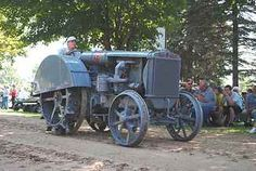 TC Orchard Tractor