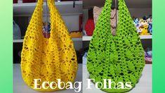 Net Bag, Market Bag, The Creator, Bag Tutorials, Crochet Ideas, Youtube, Crochet House, Crochet Purses, Crochet Stitches