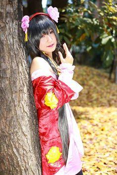 Xia Yu Yao UTAU cosplay