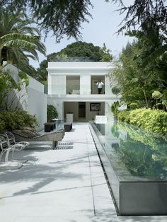 John Rocha's House in South of France