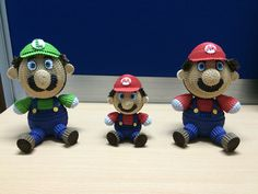 Mario and friends #kokoru