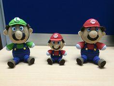 Mario and friends #kokoru