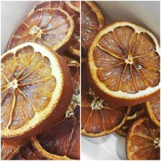 Learn how to quickly dry oranges at home! Perfect Christmas decoration to put on a tree or hang anywhere around the house.