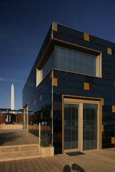 Solar Decathlon house by  Technische Universität Darmstadt