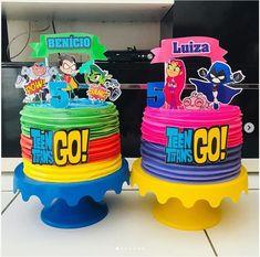 Teen Titans Go, 11th Birthday, Birthday Parties, Teen Tians, Birthday Organizer, Beautiful Birthday Cakes, Mask Party, Cakes For Boys, Superhero Party