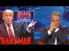 I have to re post this gem lmao / Jon Stewart Destroys Donald Trump - 'Our First Openly Asshole President''