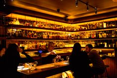 Sublime cocktails and elevated bar snacks on the Lower East Side? We're in.