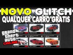 NOVO GLITCH QUALQUER CARRO GRÁTIS 100% - GTA V ONLINE - MERCENA BUGS