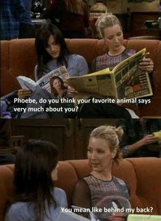 I can always think of Phoebe when I need a little giggle. She also has such a fun way of looking at the world!
