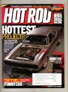 Hot Rod Magazine Sep 2004 Chevelle Makeover NHRA Drag Racing Top Fuel Funny Car