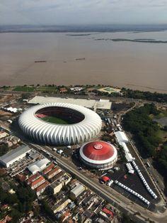 Beira -Rio - copa 2014 - Porto Alegre - Brasil