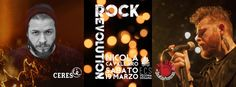 Sabato 19 Marzo nuova Rock Revolution con Nicola Cavallaro & Band Live, a seguire Rock Party. ECS Vecchia Dogana Catania Rock Revolution Blow Rock