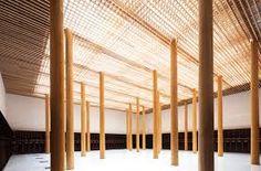 Built by Furumori Koichi architectural design studio in Iizuka, Japan with date Images by Shinkenchiku-sha. This building is a Columbarium in Fukuoka prefecture. Koichi Furumori, the architect based in Kyushu district, had be.