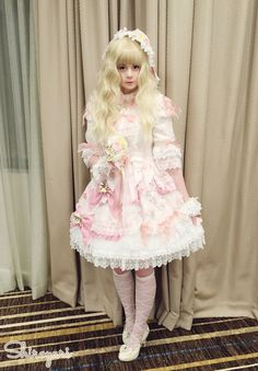 F Yeah Lolita, shiroyuri:   This past weekend I got to model for...