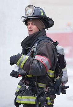 Chicago Fire: Taylor Kinney as Lt. Severide | Shared by LION