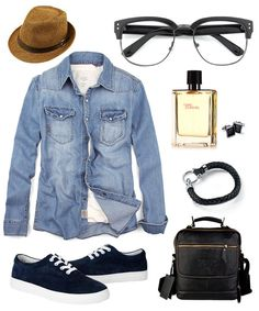 b8b4a9d877 casual and retro men s fashion style  Browline Glasses update your Wardrobe glasses  Mens Wardrobe Essentials