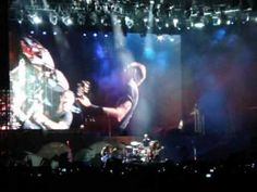 "▶ Metallica Intro+""Creeping Death"" - Live in São Paulo, Brazil (30/01/10 - Morumbi Stadium) - YouTube"