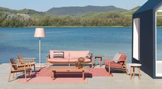 Riva - Relaxing Outdoor Collection by Kettal.