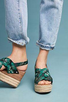 Sarto by Franco Sarto Niva Wedge Sandals