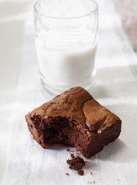 Brownies à la menthe