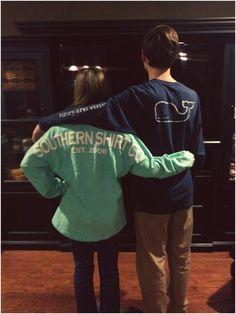 The perfect preppy couple <3