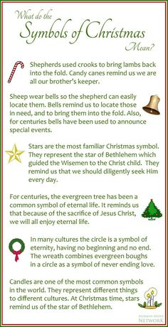 christian Christmas Crafts Meanings of Christmas - christmascrafts Meaning Of Christmas, 12 Days Of Christmas, A Christmas Story, Christmas Holidays, Christmas Decorations, Christmas Verses, Christmas Trivia, Christian Christmas Crafts, Christmas Christmas