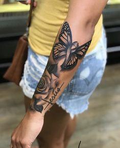 Feminine Tattoos, Girly Tattoos, Badass Tattoos, Trendy Tattoos, Body Art Tattoos, Mini Tattoos, Tatoos, Unique Tattoos For Women, Sleeve Tattoos For Women