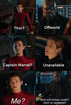 21 Memes About Spider-Man Leaving The Marvel Cinematic Universe