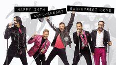 Happy 24th Anniversary BSB! : Backstreet Boys