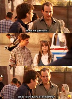 """Arrested Development """"This is my girlfriend, Ann."""" """"Who?"""" Best running gag on a show ever"""