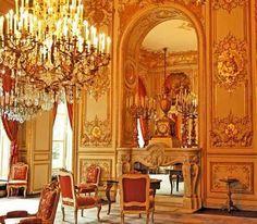 salon, Hôtel de Lassay - Paris