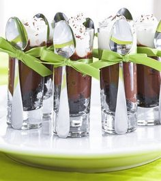 Chocolate Shooters