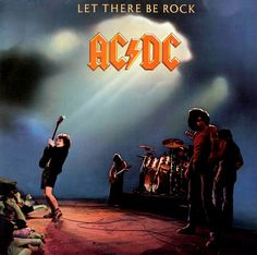 ACDC - 1977 - Let There Be Rock