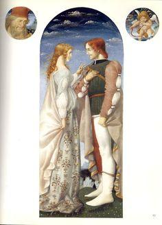 Act IV scene I Prospero : Here, afore Heaven, I ratify my rich gift. [Prospero gives Miranda to Ferdinand [Gennady Spirin Интересное и забытое - быт и курьезы прошлых эпох.]
