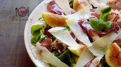 Ahora, que es temporada de #higos, no podéis dejar de probar esta deliciosa #ensalada :) http://lohecocinadoyo.com/2014/08/31/ensalada-de-higos-con-jamon-serrano/