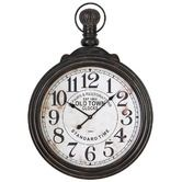 "Found it at Wayfair - 39"" Pocket Watch Style Large Wall Clock- GOT!"