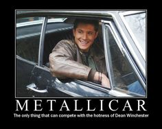Dean Winchester *sigh* *yumm* (Supernatural)
