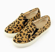 new arrivals!!!Leopard shoes !