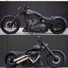Ideas Chopper Motorcycle Bobber Hot Rods For 2019 Chopper Motorcycle, Bobber Chopper, Moto Bike, Women Motorcycle, Motorcycle Quotes, Softail Bobber, Bobber Bikes, Triumph Motorcycles, Custom Motorcycles
