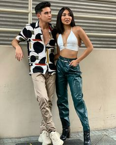 Nadine Lustre Fashion, Nadine Lustre Outfits, James Reid, Badass Aesthetic, Jadine, Partners In Crime, Celebrity Couples, New Movies, Beautiful Pictures