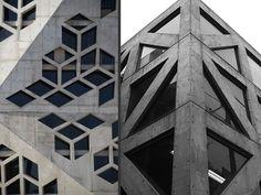 Estructuras de hormigón en arquitectura
