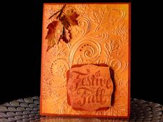 Festive Fall by jasonw1 - Cards and Paper Crafts at Splitcoaststampers