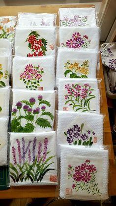 울산동구 피오피ᆞ캘리ᆞ글꽃그라피ᆞ천아트ᆞ 행주ᆞ : 네이버 블로그 Embroidery Stitches Tutorial, Hand Embroidery Designs, Embroidery Patterns, Fabric Painting, Fabric Art, Fabric Crafts, Fabric Paint Shirt, Fabric Paint Designs, Bee Creative