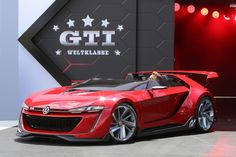 2016 Volkswagen GTI  Roadster Concept Scirocco  LA Auto Show 2014 - 3.0  liter Bi-Turbocharged V6  with 503HP and 413TQ -  4MOTION AWD- 7spd DSG  Dual Clutch Transmission -  3,133lbs and 0-60MPH in  3.5 Seconds with a top  speed of 192MPH