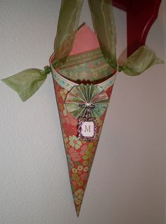 Tussie Mussie for Mimi by Pumpkin and Sweetpea, via Flickr