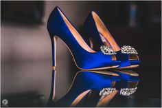 Crystal Plaza Wedding Livingston NJ, Manolo Blahnik