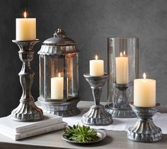 Add character to the home with Pottery Barn's home accents and accessories. Find home decor including decorative objects, clocks and candles for an easy room update. Pottery Barn Lanterns, Candle Lanterns, Pillar Candles, Hurricane Candle Holders, Plant Shelves, Canister Sets, Christmas Candles, Candlesticks, Candleholders