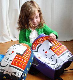 WryBaby Stuf backpacks for preschoolers