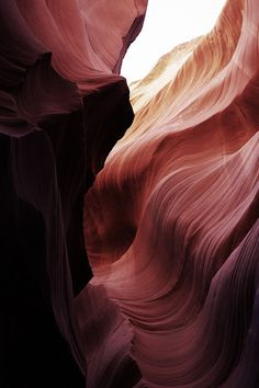 Antelope canyon © julien roubinet in Mother Earth