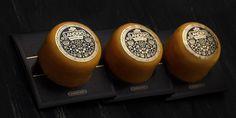 Landers Premium Cheese — The Dieline - Branding & Packaging